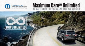 Maximum Care 7-Year Unlimited Miles