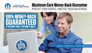 Maximum Care with Money Back Guarantee