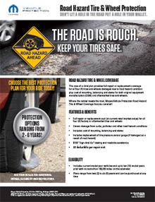 2018-02 MVP Road Hazard Tire and Wheel Sales Sheet