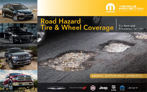 Road Hazard Tire & Wheel Protection