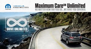 Maximum Care 7-Year Unlimited Miles