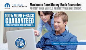 Maximum Care with Money Back Guarantee